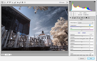 Tutorial Edit Photoshop Photo Infrared Dengan Mudah
