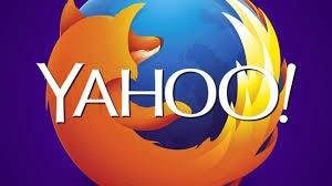 Firefox Yahoo