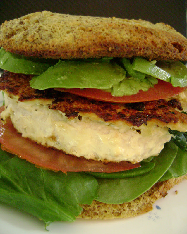 how to make turkey burgers stay together