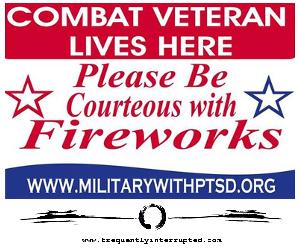 www.militarywithptsd.org