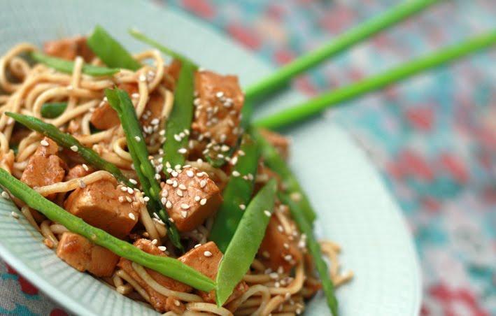 vad innehåller tofu