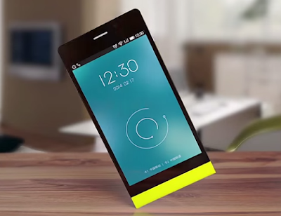 Harga dan Spesifikasi K-Touch Hexa Terbaru 2015