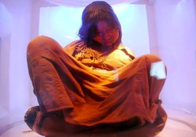 Inca Mummy — The Ice Maiden