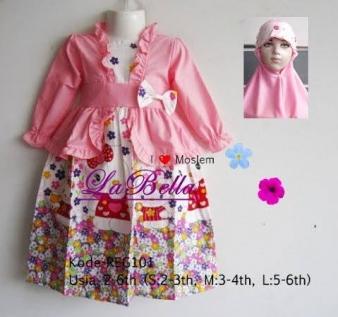 338x317__labella_reg_1A 72 model baju muslim untuk anak terbaru 2 tahun,Model Baju Muslim Anak 1 Tahun