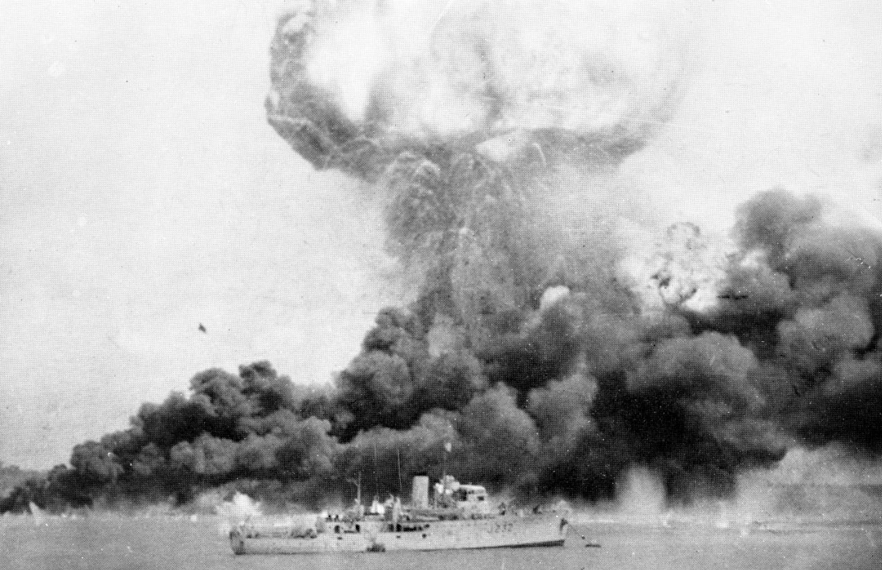 bombing of darwin 1942 essay A defining moment in australia's history on the 19th of february 1942 an event history and facts the impact of the bombing of darwin and the war.