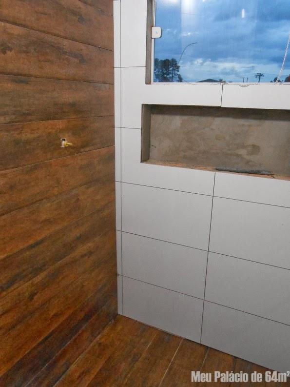 banheiro decorado, moderno