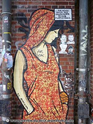 streetart, berlin, kunst, graffiti, el bocho
