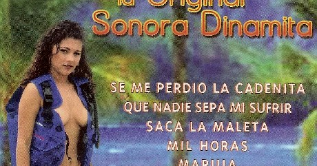 Amor de mis amores sonora dinamita download