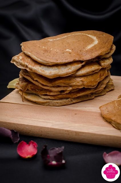 Pancakes au chocolat - recette très facile