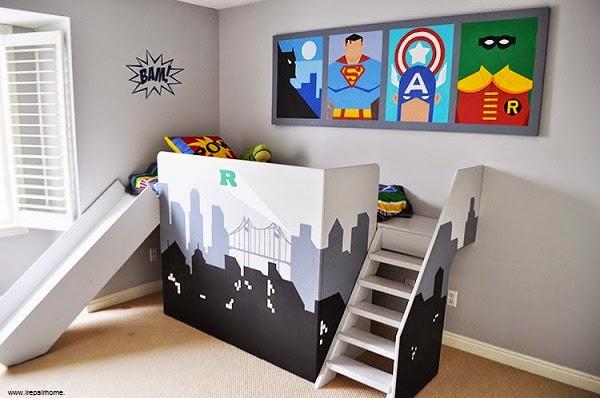 Jolie Décoration chambre d'enfant