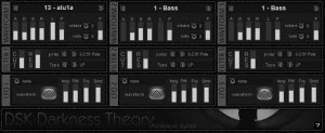 DSK Darkness Theory - A teoria das trevas
