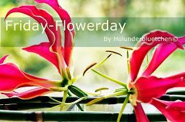 Friday - Flowerday ♥