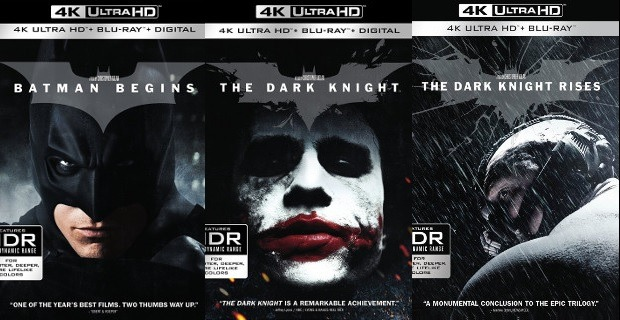 Batman - Todos os Filmes 4K Ultra HD Torrent