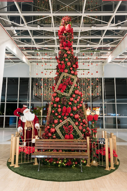 "Natal do Taguatinga Shopping - ""I love Christmas"""