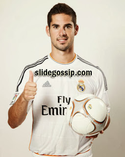 isco alarcon hot cool sexy real madrid football player Profil, Biodata Lengkap dan Foto Foto Keren Isco Alarcon Gelandang Real Madrid