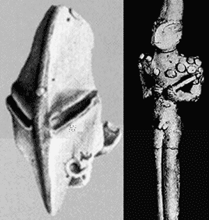 manusia kadal dari Ubaid