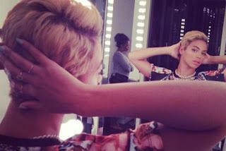 Beyonce's New Haircut, Beyonce Haircut