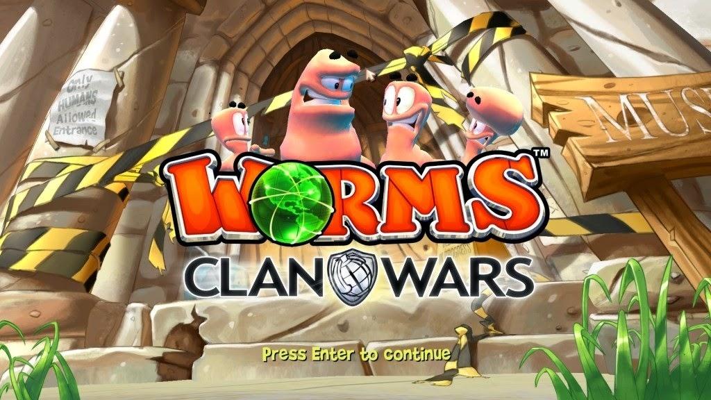 Worms Clan Wars Game