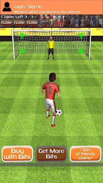 Penalty hero Game play