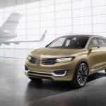 2016 Lincoln MKX SUV Premium Concept Redesign