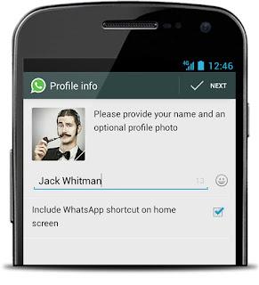 whatsapp profile pic hide