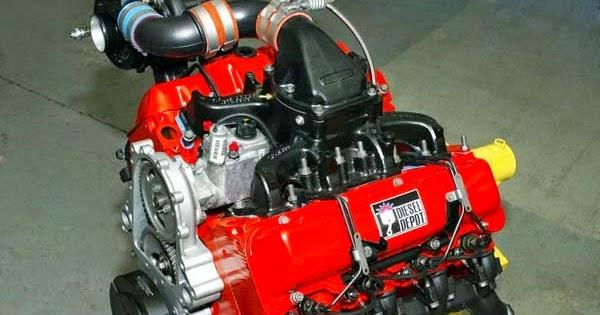 Maxxtorque The Best Ever 6 5 Chevy Diesel Rebuild
