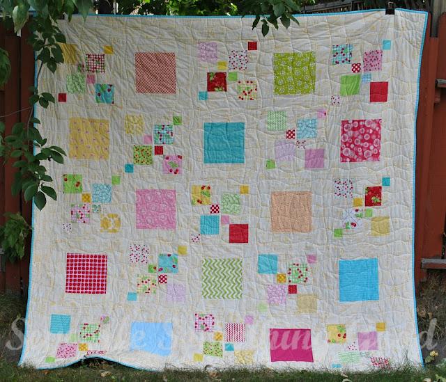 Sew Me Something Good: September 2013 : impromptu quilt pattern - Adamdwight.com