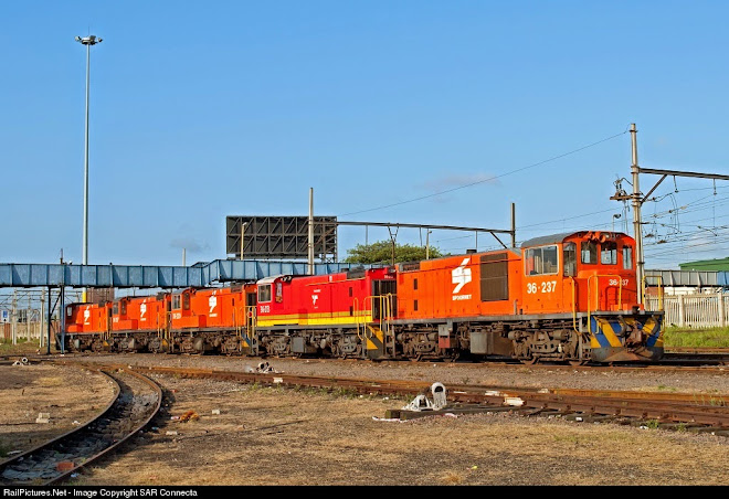 Class 36 (200) Diesel Shunters