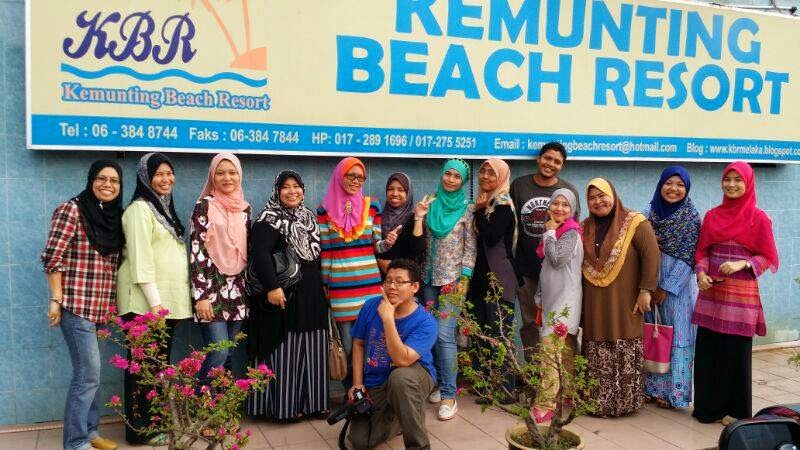 tips,seo,kelas,blog,melaka,pengkalan,balak,beach,resort,kamunting