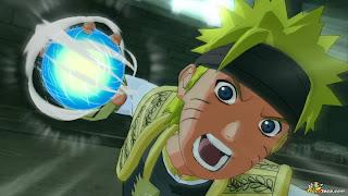razengan nijas accion lucha anime
