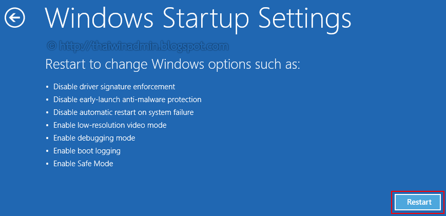 how to start in safe mode windows 8 asus