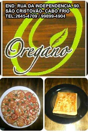 Pizzaria Orégano