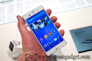 Review Spesifikasi dan Harga Sony Xperia Z3 Compact