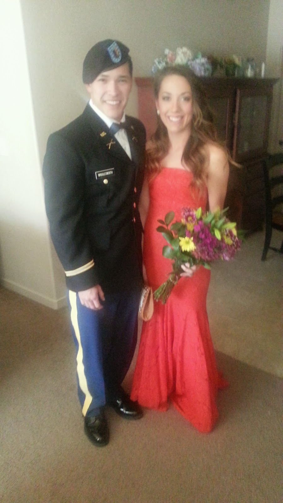 What to Wear to a Military Ball ~ Her Five Cents
