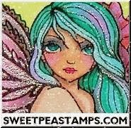I am a Design Team Member for Sweet Pea Stamps