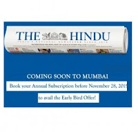 The Hindu : Get 24% off on yearly  : Buytoearn