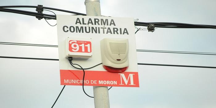 Grupos de polic as caminantes refuerzo de m viles for Instalacion de alarmas