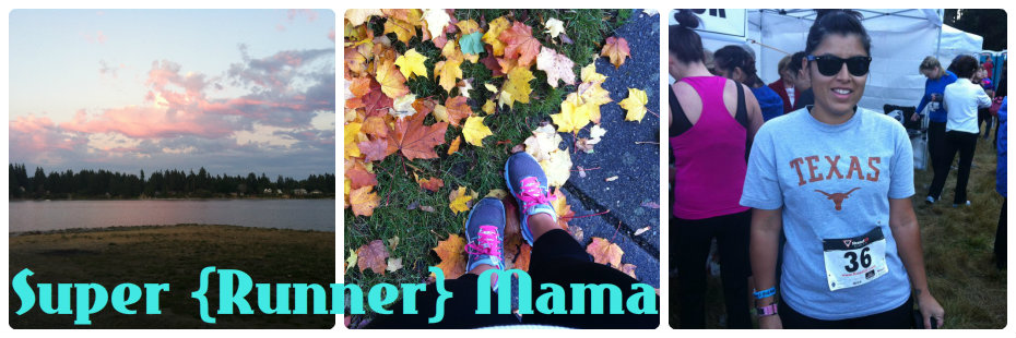 Super {Runner} Mama