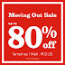 New Look Moving out sale