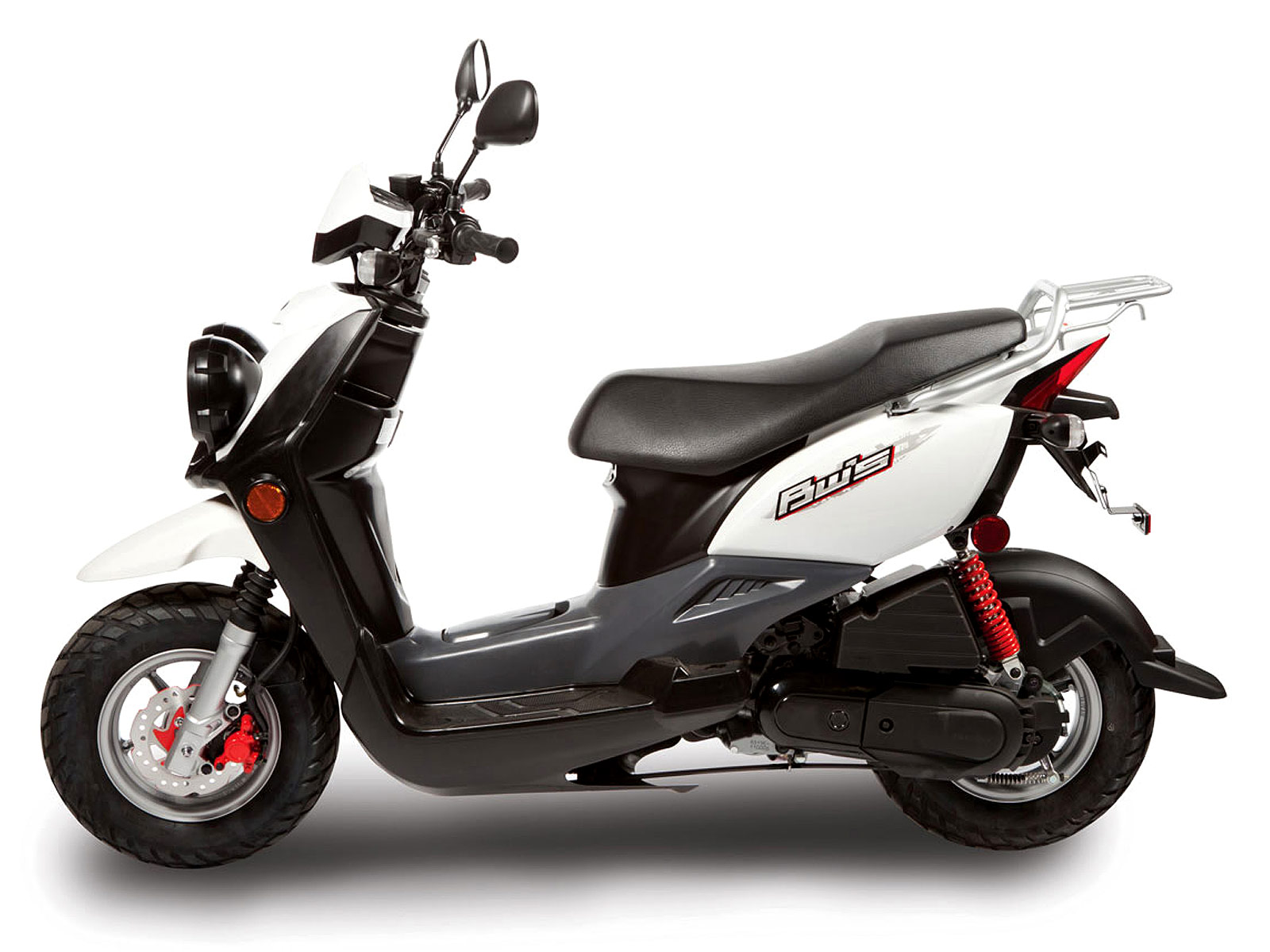 Yamaha pictures   2012 BWs 50 scooter specifications