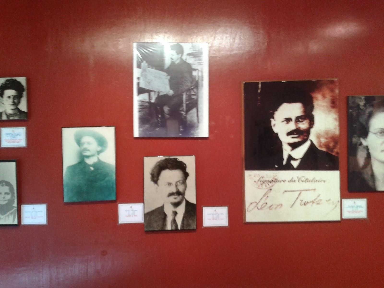 Ciencia Sanborns y Museo Casa León Trotsky
