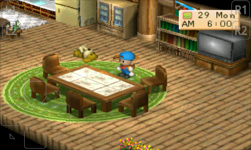 BLACK SHADOW: Harvest Moon Back to Nature for Android