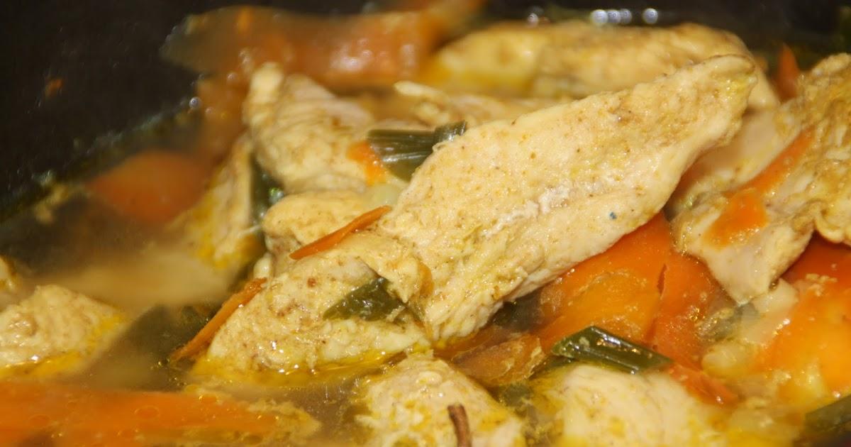 cuisine pour 6 colombo de poulet express