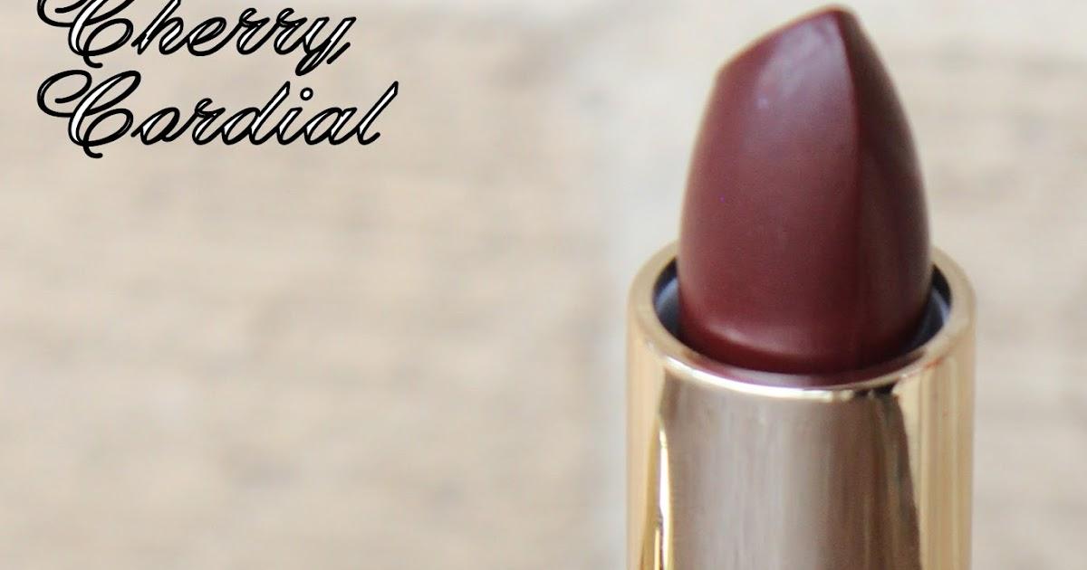 Ria Loves Pawlish: Gerard Cosmetics Cherry Cordial