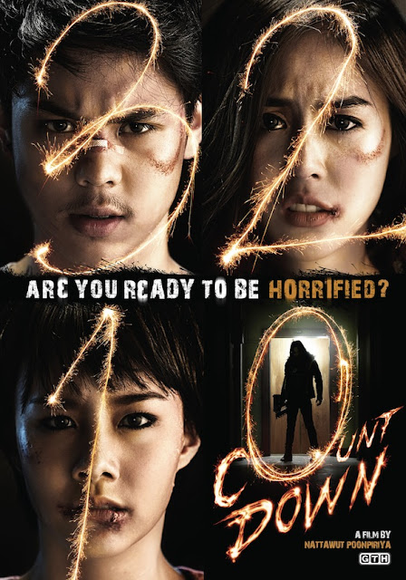 to a movie preview yesterday by omy to watch a thai horror movie