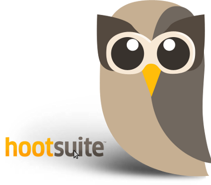 Coruja do HootSuite