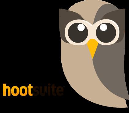 Coruja do HootSuite