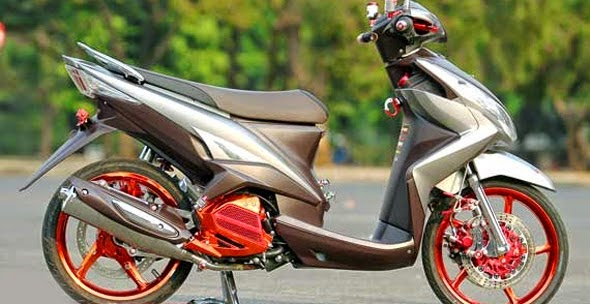 Modif Yamaha Eagle Eye