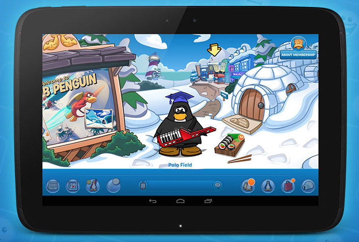 Club Penguin App Android