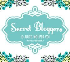 SECRET BLOGGER at SECRET GARDEN